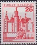 Germany, Federal Republic 1978 Strongholds and Castles a