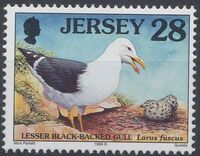 Jersey 1999 Seabirds and waders (4th Issue) c