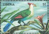 Liberia 1998 Birds of the World m