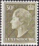 Luxembourg 1958 Grand Duchess Charlotte (5th Group) b