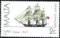 Malta 1983 Maltese Ships (2nd Series) a