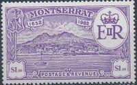 Montserrat 1982 350th Anniversary of Settlement of Montserrat by Sir Thomas Warner g