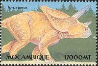 Mozambique 2002 Dinosaurs c