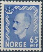 Norway 1956 King Haakon VII c