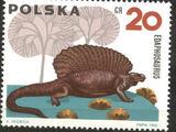 Poland 1965 Dinosaurs