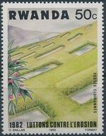 Rwanda 1983 Soil Erosion Prevention c
