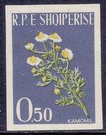 Albania 1962 Medicinal Plants d