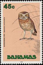 Bahamas 1991 Birds h