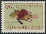 Mozambique 1951 Fishes d