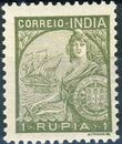 "Portuguese India 1933 ""Padrões"" l"