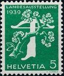 Switzerland 1939 National Exposition of 1939 e