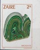 Zaire 1983 Minerals l