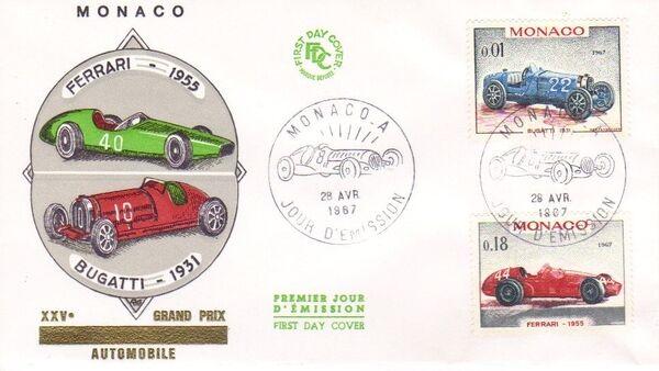 Monaco 1967 Automobiles o