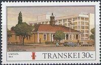 Transkei 1984 Post Offices d