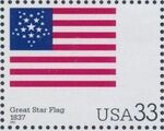 United States of America 2000 The Stars and Stripes m