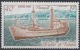 Wallis and Futuna 1990 Moana Ships a