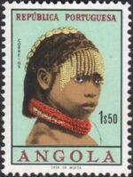 Angola 1961 Native Women from Angola f