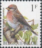 Belgium 1992 Birds (B) a