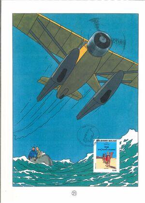 Belgium 2007 Tintin book covers translated zac