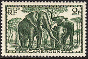 Cameroon 1939 Pictorials w