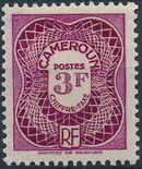 Cameroon 1947 Postage Due Stamps f