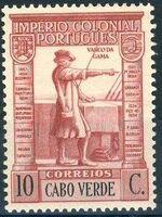 Cape Verde 1938 Portuguese Colonial Empire c