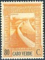 Cape Verde 1938 Portuguese Colonial Empire l