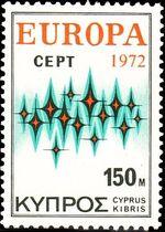 Cyprus 1972 Europa-CEPT c