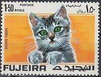 Fujeira 1967 Cats f