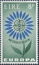 Ireland 1964 Europa a