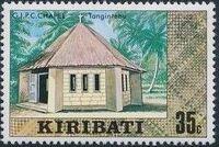 Kiribati 1979 Definitives k
