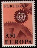 Portugal 1967 Europa b