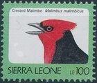 Sierra Leone 1992 Birds k
