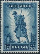 Belgium 1932 Belgian Soldiers in WWI b