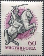 Hungary 1959 24th World Fencing Championships e