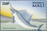 Mali 1997 Marine Life u