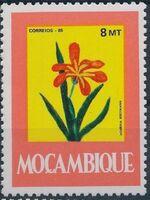 Mozambique 1985 Medicinal Plants e