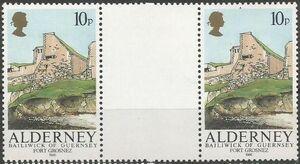 Alderney 1986 Alderney Forts GPa