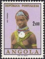 Angola 1961 Native Women from Angola g