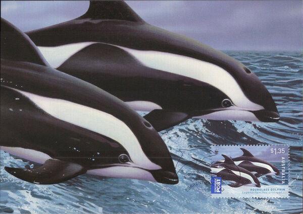Australia 2009 WWF - Dolphins of the Australian Coastline MCb