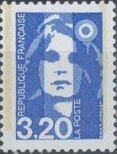 France 1990 Marianne - New Values d