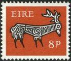 Ireland 1968 Old Irish Animal Symbols b