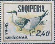 Albania 1973 Sea Birds g