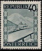 Austria 1945 Landscapes (I) h