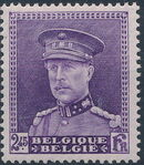 Belgium 1931 King Albert I (1st Group) f