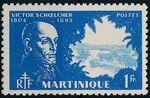 Martinique 1945 Victor Schoelcher h