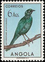 Angola 1951 Birds from Angola o