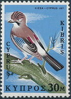 Cyprus 1969 Birds of Cyprus d