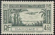 Dahomey 1940 Air Post Stamps c