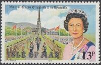 Isle of Man 1979 Visit of Queen Elizabeth II and Celebration of Millennium of Tynwald b